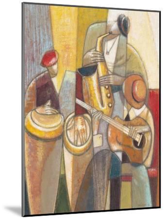 Cultural Trio 1-Norman Wyatt Jr^-Mounted Art Print