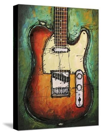 Country Twang-Bruce Langton-Stretched Canvas Print
