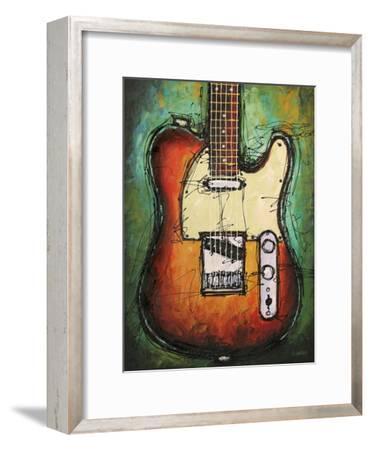 Country Twang-Bruce Langton-Framed Art Print