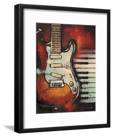Vintage Classic-Bruce Langton-Framed Art Print