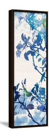 Flowing Branches 1-Bella Dos Santos-Framed Stretched Canvas Print
