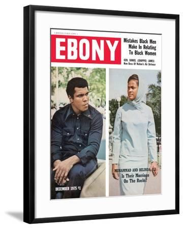 Ebony December 1975-EBONY Staff-Framed Photographic Print