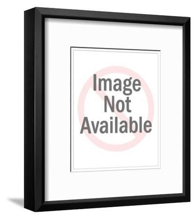 """""""Don't worry about it. It's probably just a head cold."""" - New Yorker Cartoon-Mick Stevens-Framed Premium Giclee Print"""