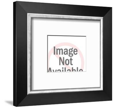 """""""Yes, Doreen, I think I am capable of unconditional love."""" - New Yorker Cartoon-Leo Cullum-Framed Premium Giclee Print"""