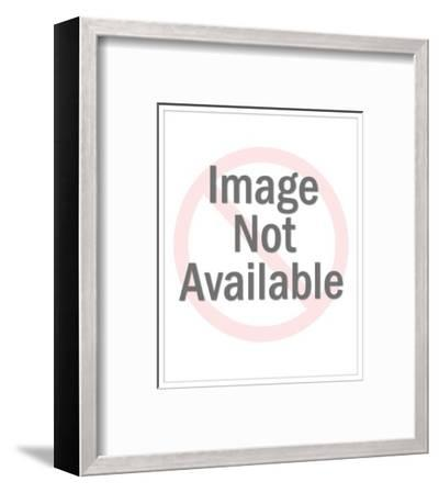 """""""They always said that I'd be really big, but it turned out, in my case, t?"""" - Cartoon-Leo Cullum-Framed Premium Giclee Print"""