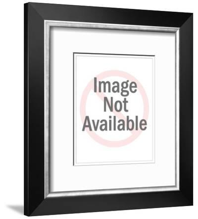 """""""I always wanted to be a musician but I was afraid I'd wind up a . . . you?"""" - Cartoon-Leo Cullum-Framed Premium Giclee Print"""