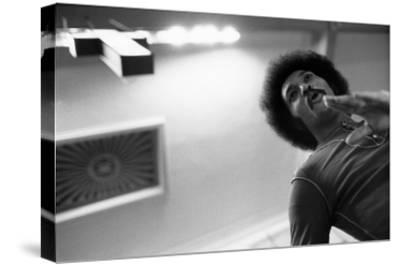 Jesse Jackson-Norman Hunter-Stretched Canvas Print