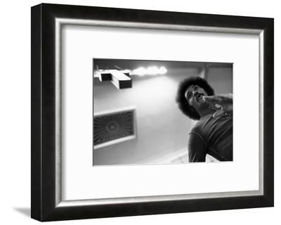 Jesse Jackson-Norman Hunter-Framed Photographic Print