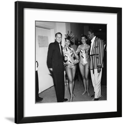 Frank Sinatra-Howard Morehead-Framed Photographic Print