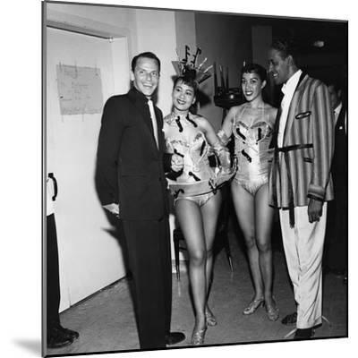 Frank Sinatra-Howard Morehead-Mounted Photographic Print