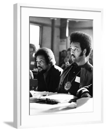 Quincy Jones - 1972-G. Marshall Wilson-Framed Photographic Print