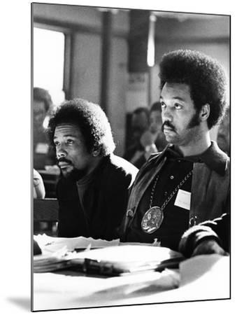 Quincy Jones - 1972-G. Marshall Wilson-Mounted Photographic Print