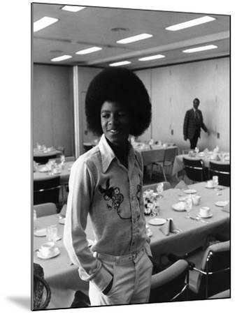 Michael Jackson-Norman Hunter-Mounted Photographic Print