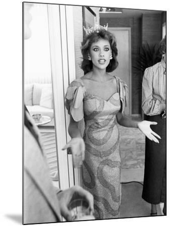 Vanessa Williams -1984-G. Wilson Wilson-Mounted Photographic Print