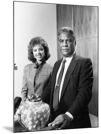 Vanessa Williams -1983-Vandell Cobb-Mounted Photographic Print
