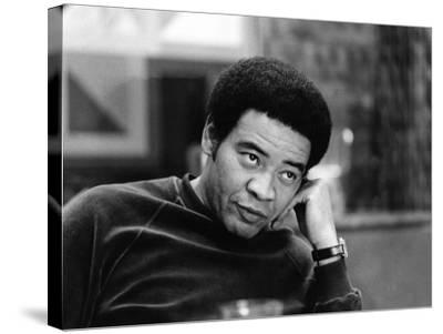Bill Withers - 1974-Norman Hunter-Stretched Canvas Print