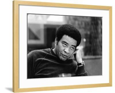 Bill Withers - 1974-Norman Hunter-Framed Photographic Print