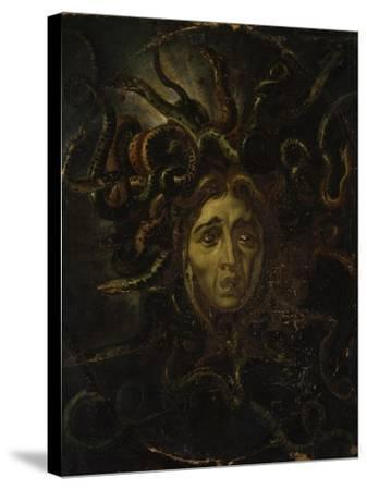 Das Haupt Der Medusa-Peter Paul Rubens-Stretched Canvas Print