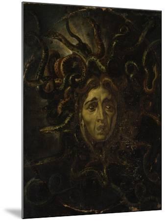 Das Haupt Der Medusa-Peter Paul Rubens-Mounted Giclee Print