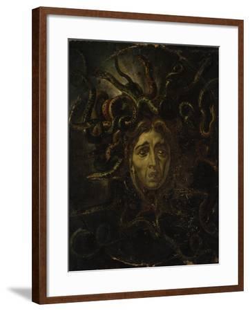 Das Haupt Der Medusa-Peter Paul Rubens-Framed Giclee Print