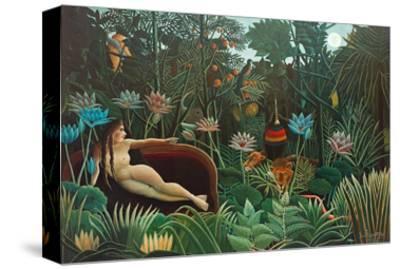 The Dream, 1910-Henri Rousseau-Stretched Canvas Print