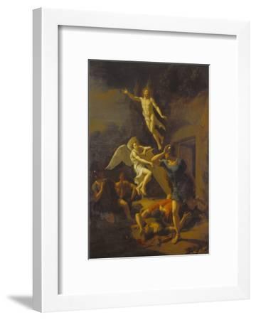 Auferstehung Christi, 1719-Adriaan van der Werff-Framed Giclee Print