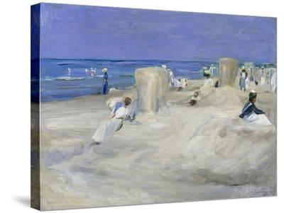 Am Strand Von Nordwijk, 1908-Max Liebermann-Stretched Canvas Print