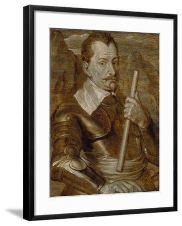 Graf Albrecht Von Wallenstein-Sir Anthony Van Dyck-Framed Giclee Print