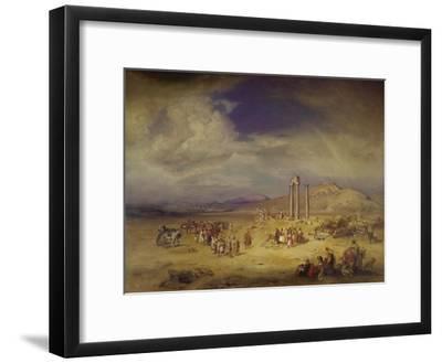 Nemea-Carl Rottmann-Framed Giclee Print