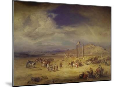 Nemea-Carl Rottmann-Mounted Giclee Print