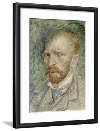 Self-Portrait, 1887-Vincent van Gogh-Framed Giclee Print
