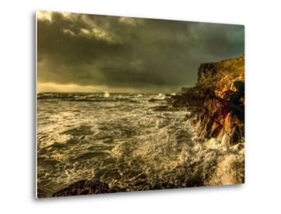 Raging Skies-Mark Gemmell-Metal Print