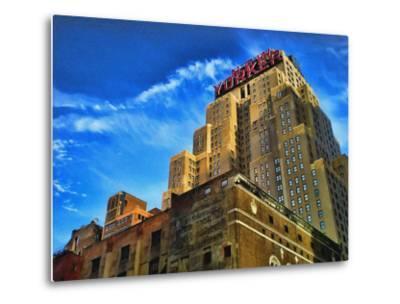 The New Yorker Hotel, New York City-Sabine Jacobs-Metal Print