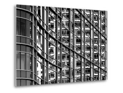 Reflections in Windows-Rip Smith-Metal Print
