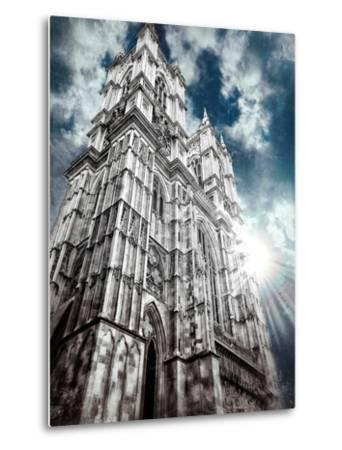 Westminster Abbey-Andrea Costantini-Metal Print