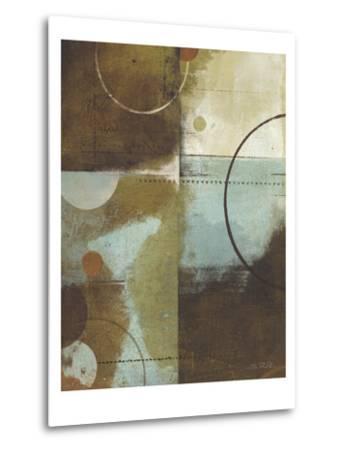April Showers II-Mo Mullan-Metal Print