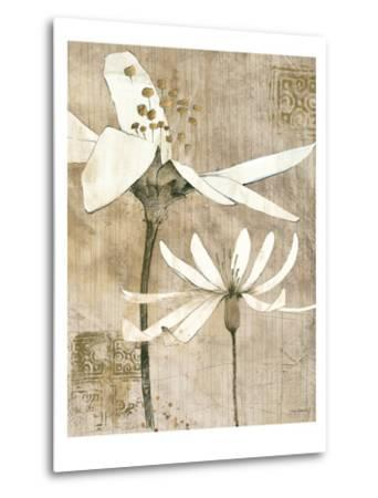 Pencil Floral II-Avery Tillmon-Metal Print