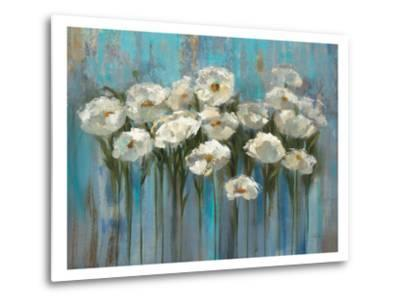 Anemones by the Lake-Silvia Vassileva-Metal Print