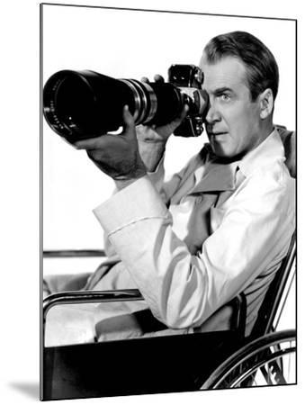 Rear Window, James Stewart, 1954--Mounted Photo