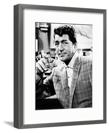 Kiss Me Stupid, Dean Martin, 1964--Framed Photo