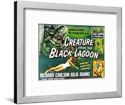 Creature from the Black Lagoon, 1954--Framed Photo