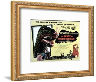 Beast of Hollow Mountain, 1956--Framed Photo