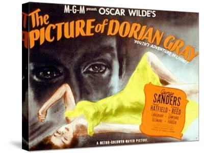 The Picture of Dorian Gray, 1945--Stretched Canvas Print