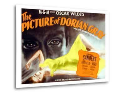 The Picture of Dorian Gray, 1945--Metal Print