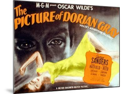 The Picture of Dorian Gray, 1945--Mounted Photo