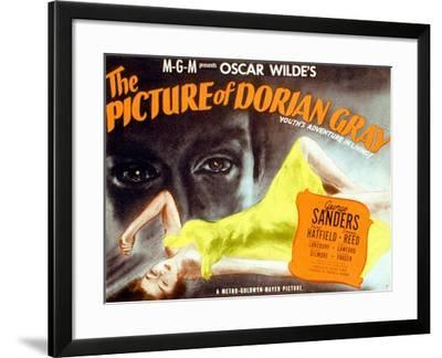 The Picture of Dorian Gray, 1945--Framed Photo
