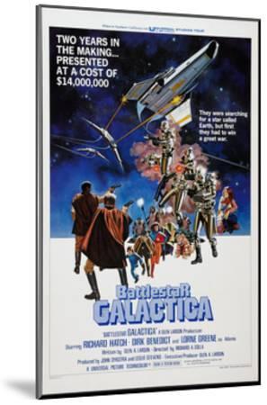 Battlestar Galactica, 1978--Mounted Photo