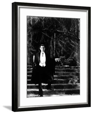 Dracula, Bela Lugosi, 1931--Framed Photo