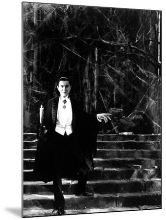 Dracula, Bela Lugosi, 1931--Mounted Photo