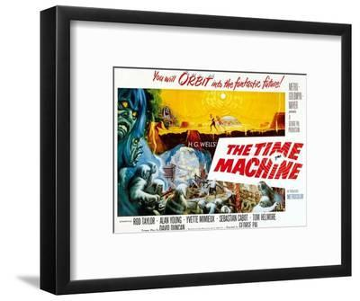 The Time Machine, 1960--Framed Photo